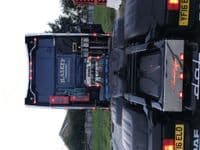 DAF XF106 Chassis Plate